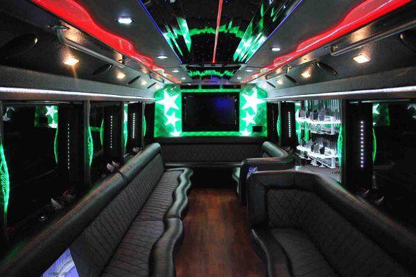 40 passnger party bus rental dallas