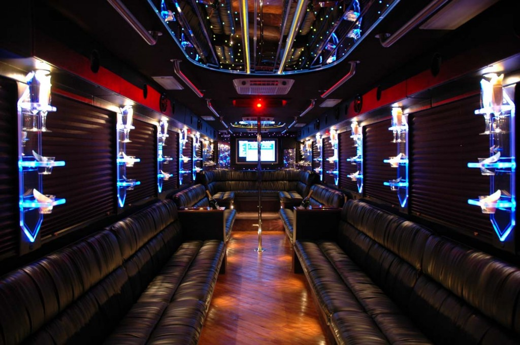 Party Bus Tampa FL Rentals