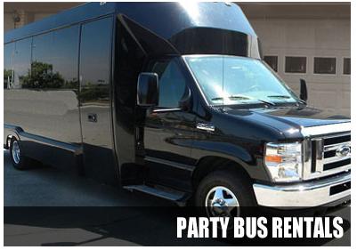 party bus in St Petersburg