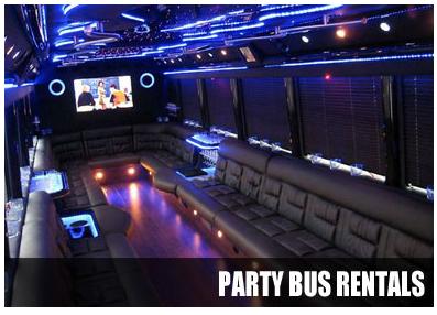 party bus rental Tampa Bay