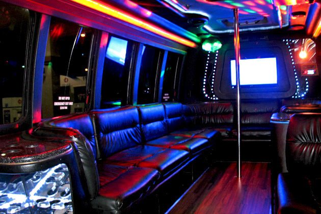 party buses tampa fl