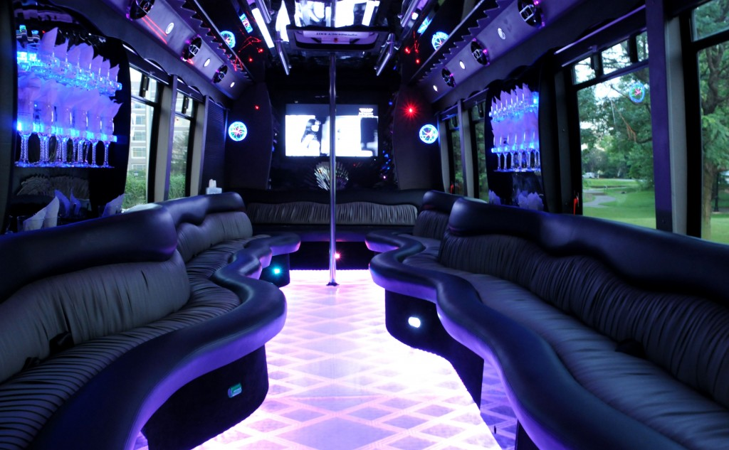 Party Bus Tampa Rental