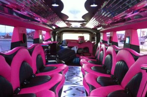 pink hummer limousine tampa