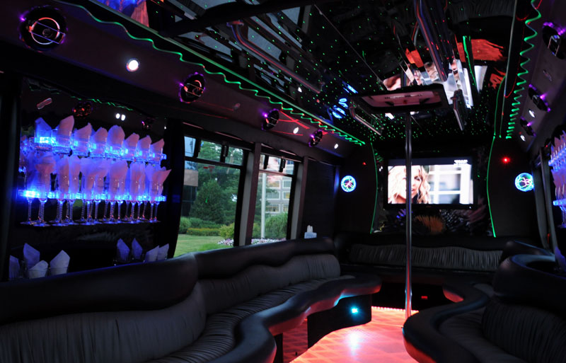 tampa party bus limo