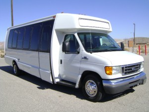 14 Passenger Mini Bus