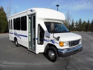 12 Passenger Minibus