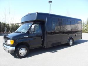 20 Passenger Charter Bus
