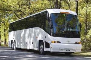 40 Passenger Charter Bus