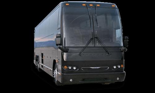 35 passenger charter bus